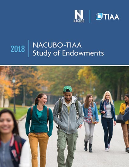 2018 NACUBO-TIAA Study of Endowments