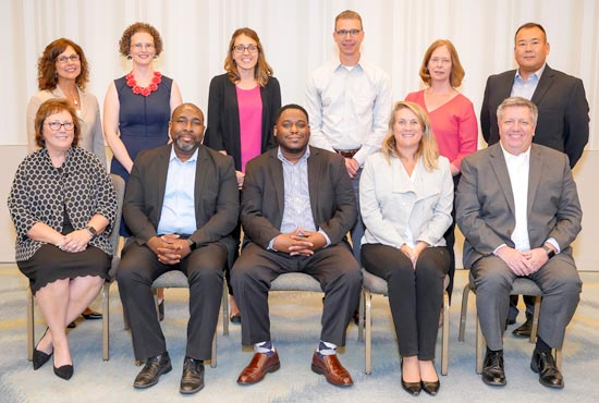 2018-2019 NACUBO Fellows